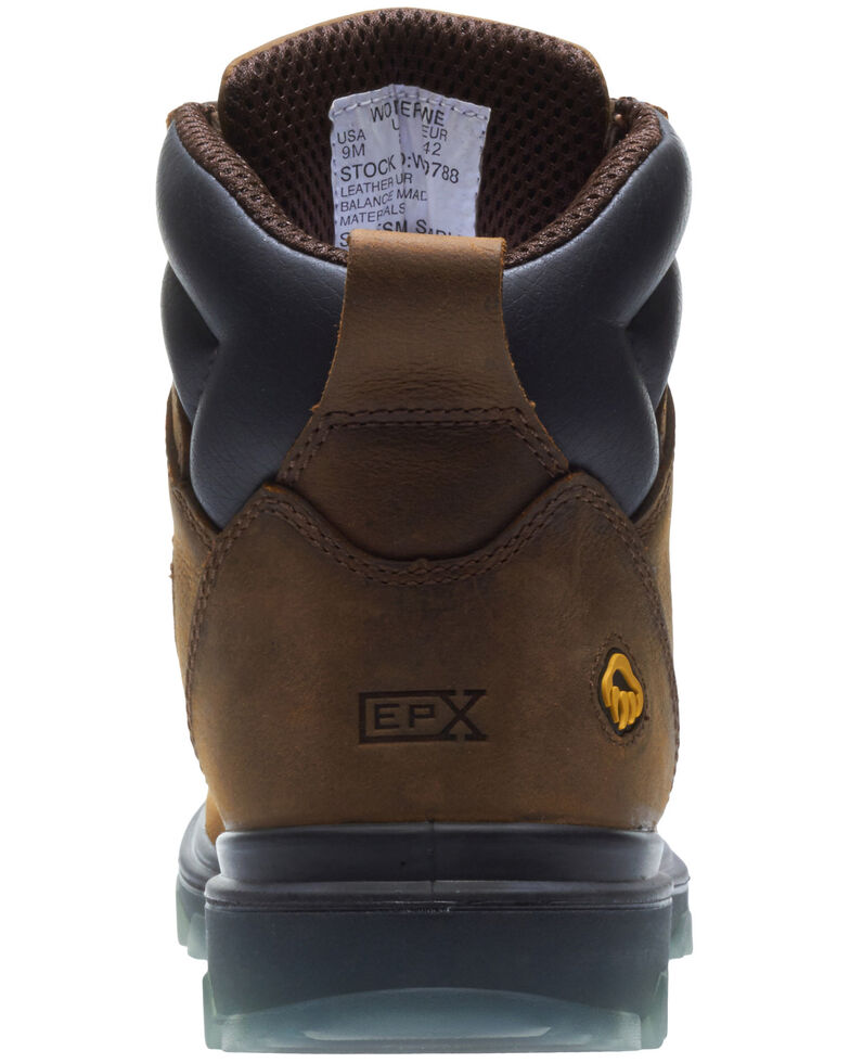 Wolverine Men's I-90 EPX Carbonmax Boots - Composite Toe, Brown, hi-res