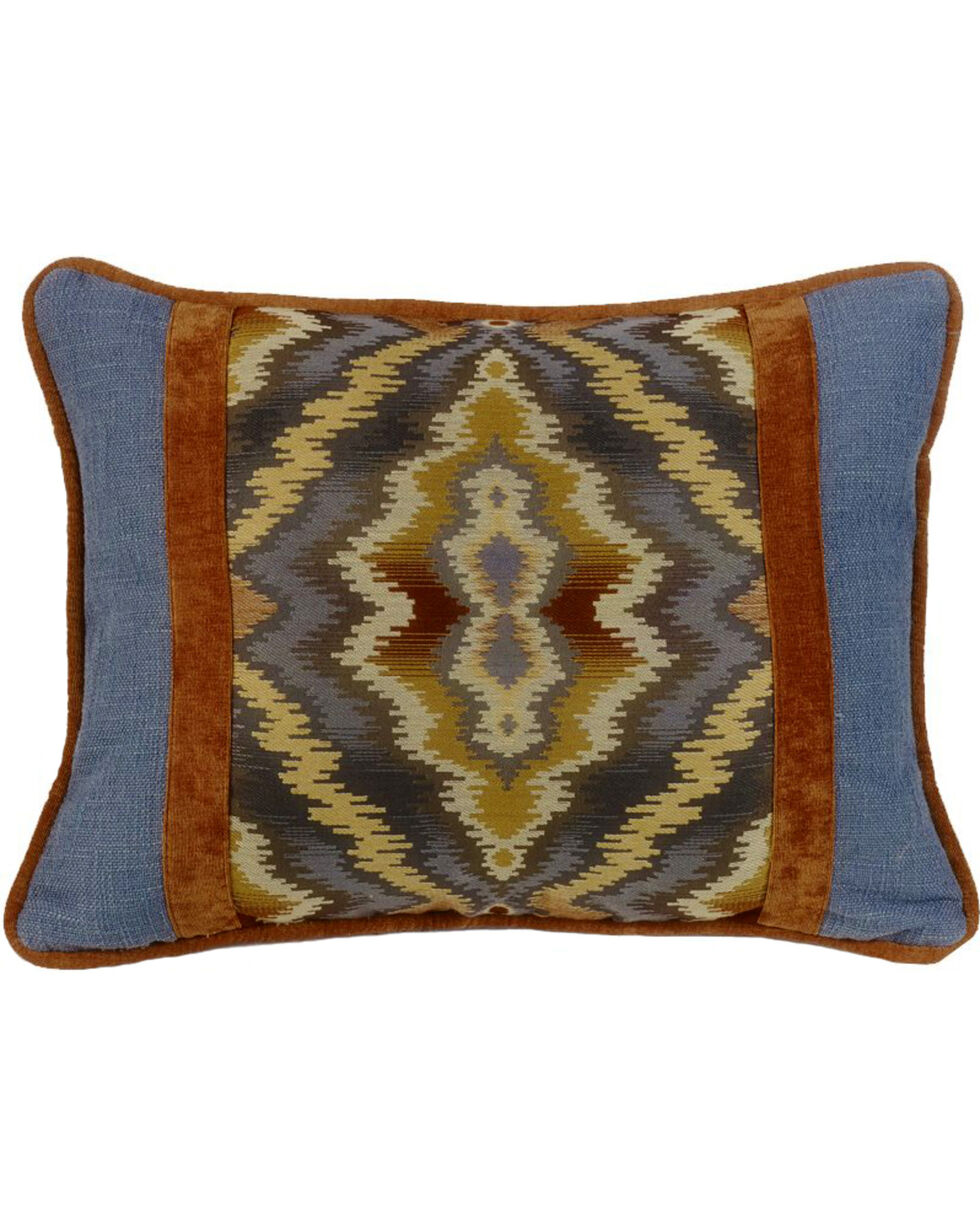 HiEnd Accents Lexington Oblong Pillow , Multi, hi-res