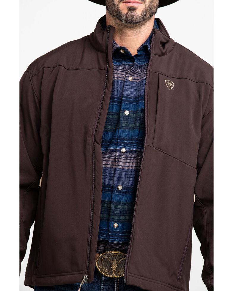 Ariat Men's Vernon 2.0 Softshell Jacket , Brown, hi-res