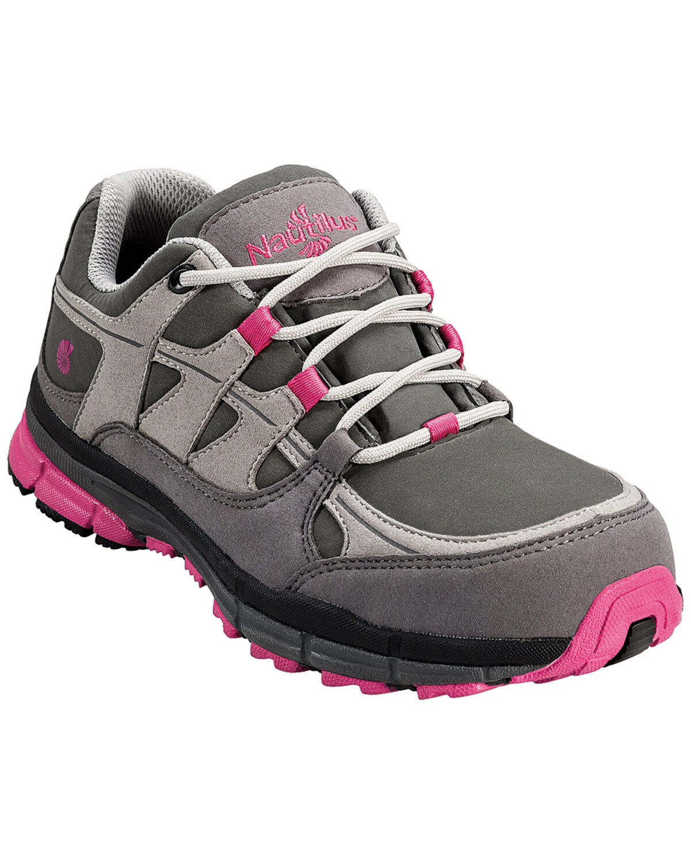 Nautilus Women's Steel Toe Slip