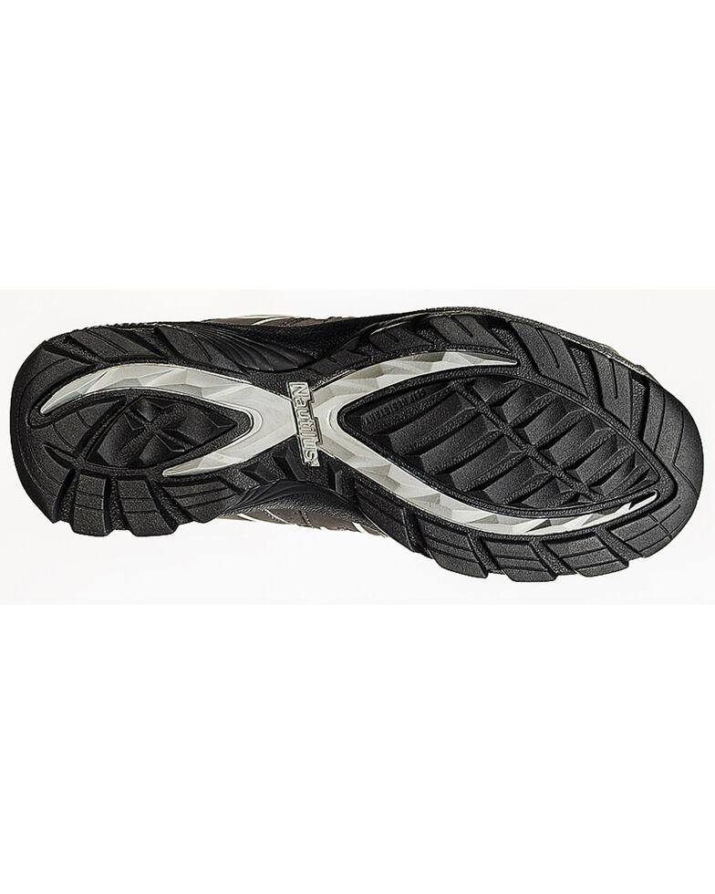 Nautilus Men's ESD Composite Toe Lace Up Shoes, Grey, hi-res