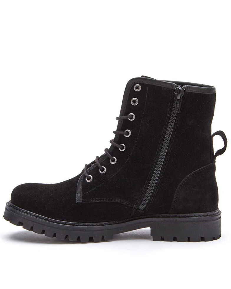 Matisse Women's No Fly Fashion Booties - Round Toe, Black, hi-res