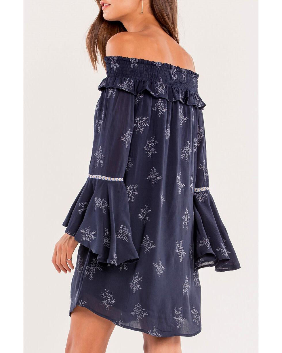Miss Me Women's Fall Fling Dress, , hi-res