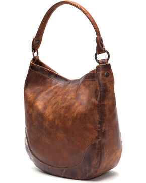 Frye Women's Melissa Hobo Bag , Cognac, hi-res