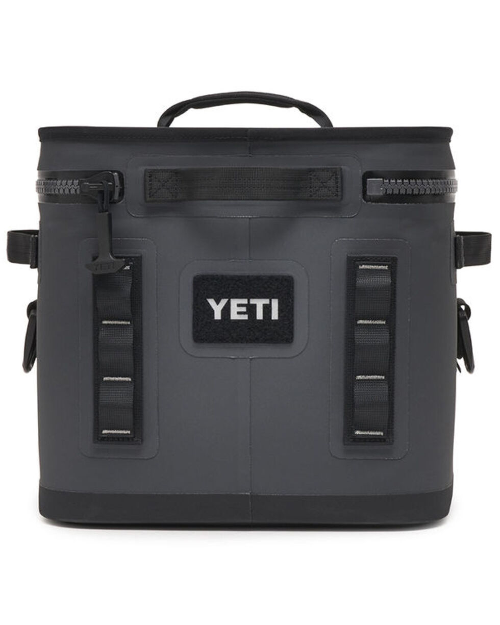 Yeti Hopper Flip 12 Cooler, Charcoal, hi-res