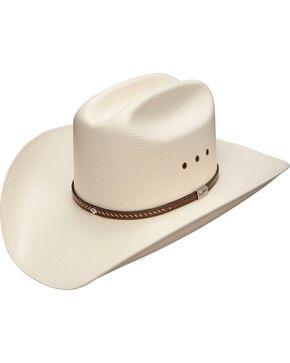 Resistol 10X George Strait Hamilton Staw Hat, Natural, hi-res
