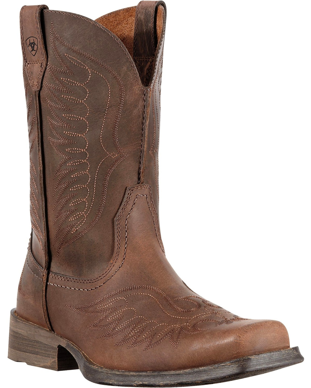 e746a6e347a Ariat Men's Rambler Phoenix Western Boots