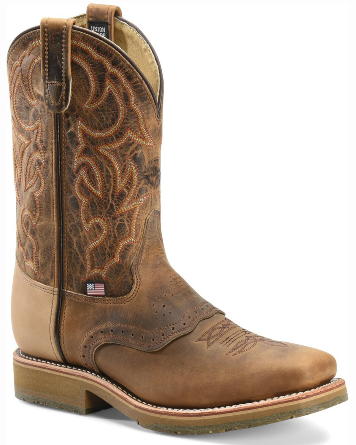 Steel Square Toe Western Boots | Boot Barn