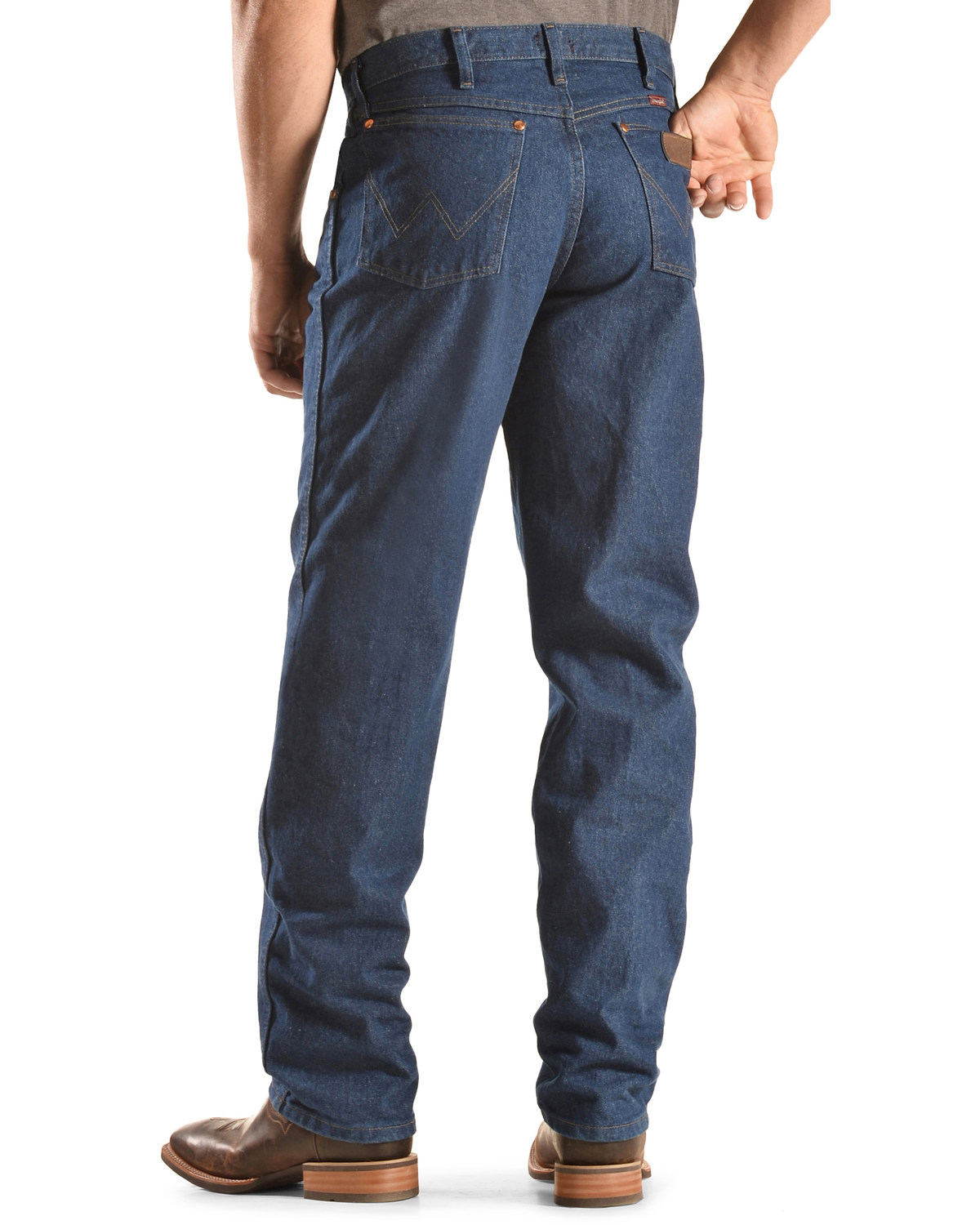 Wrangler 31MWZ Cowboy Cut Relaxed Fit