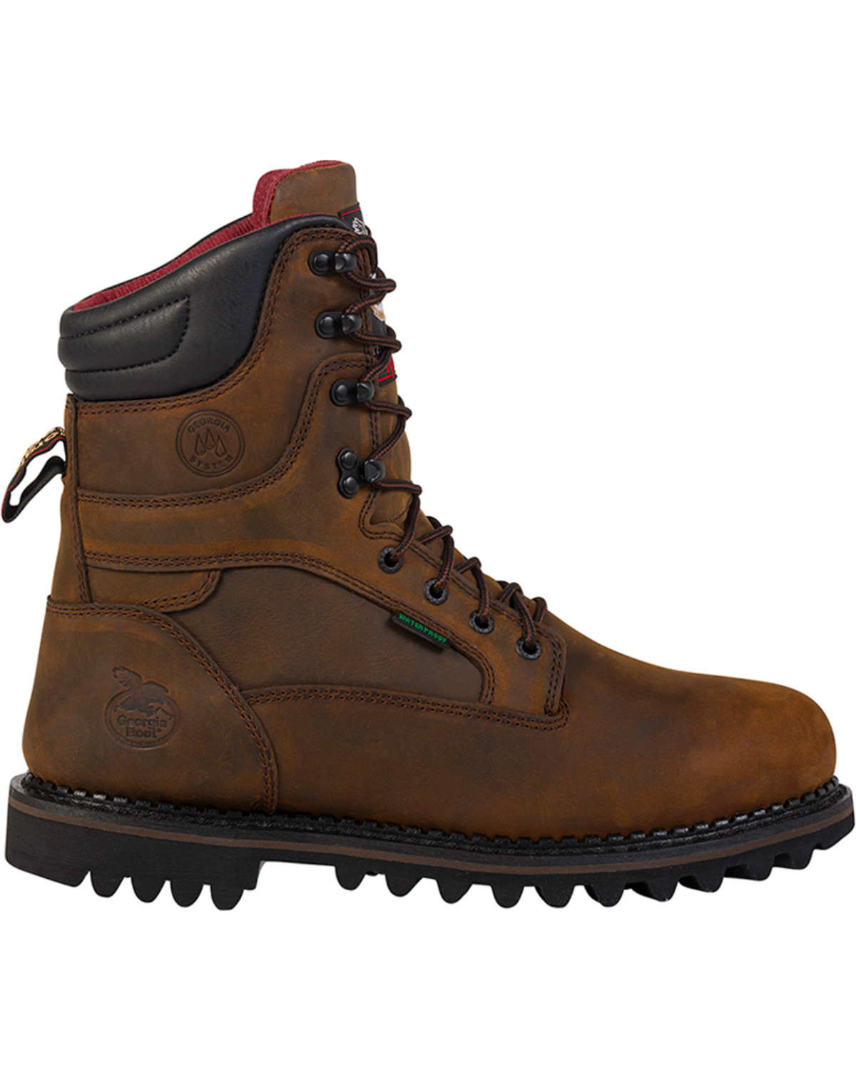 Georgia Men S Arctic Toe Waterproof Insulated Work Boots
