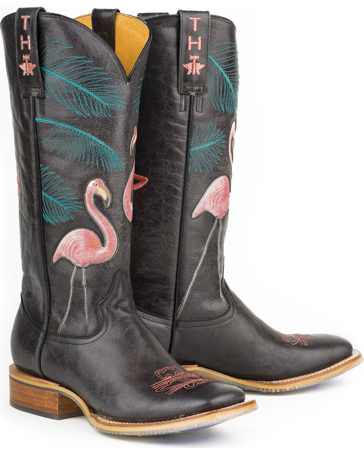 Tin Haul Women's Flamingo Western Boots | Boot Barn