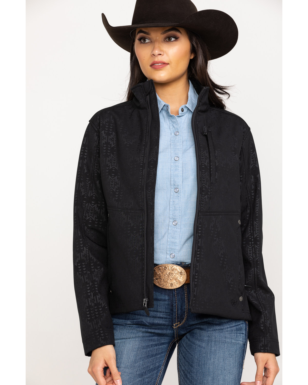 ARIAT Womens Real Aztec Jacket