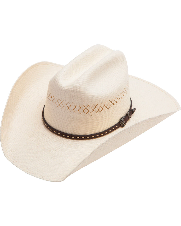 Cody James Men s Vented Straw Cowboy Hat  c6d9ecb0cf7