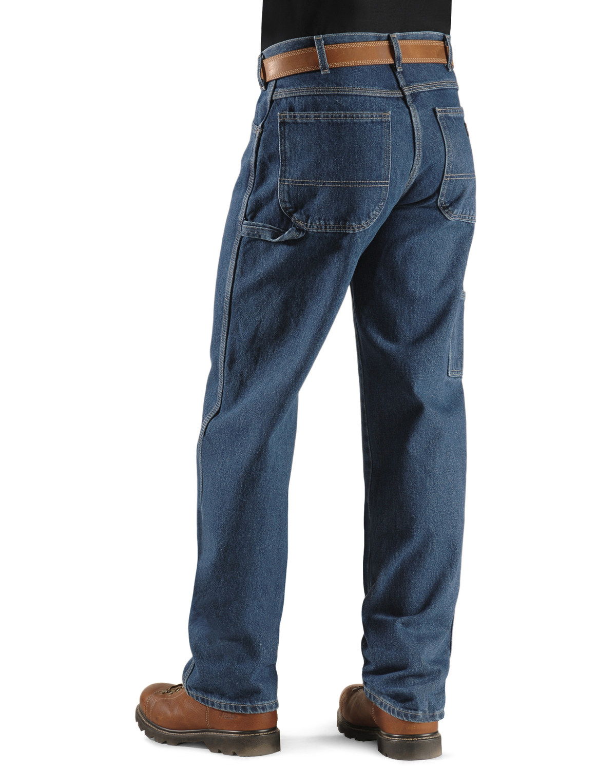 6f1aa6b8 Zoomed Image Dickies Relaxed Fit Carpenter Work Jeans, Denim, hi-res. Zoomed  Image ...