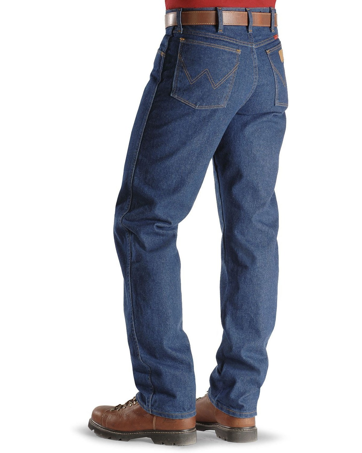 eb7fab4da1dc Wrangler Men s Relaxed Flame Resistant Jeans