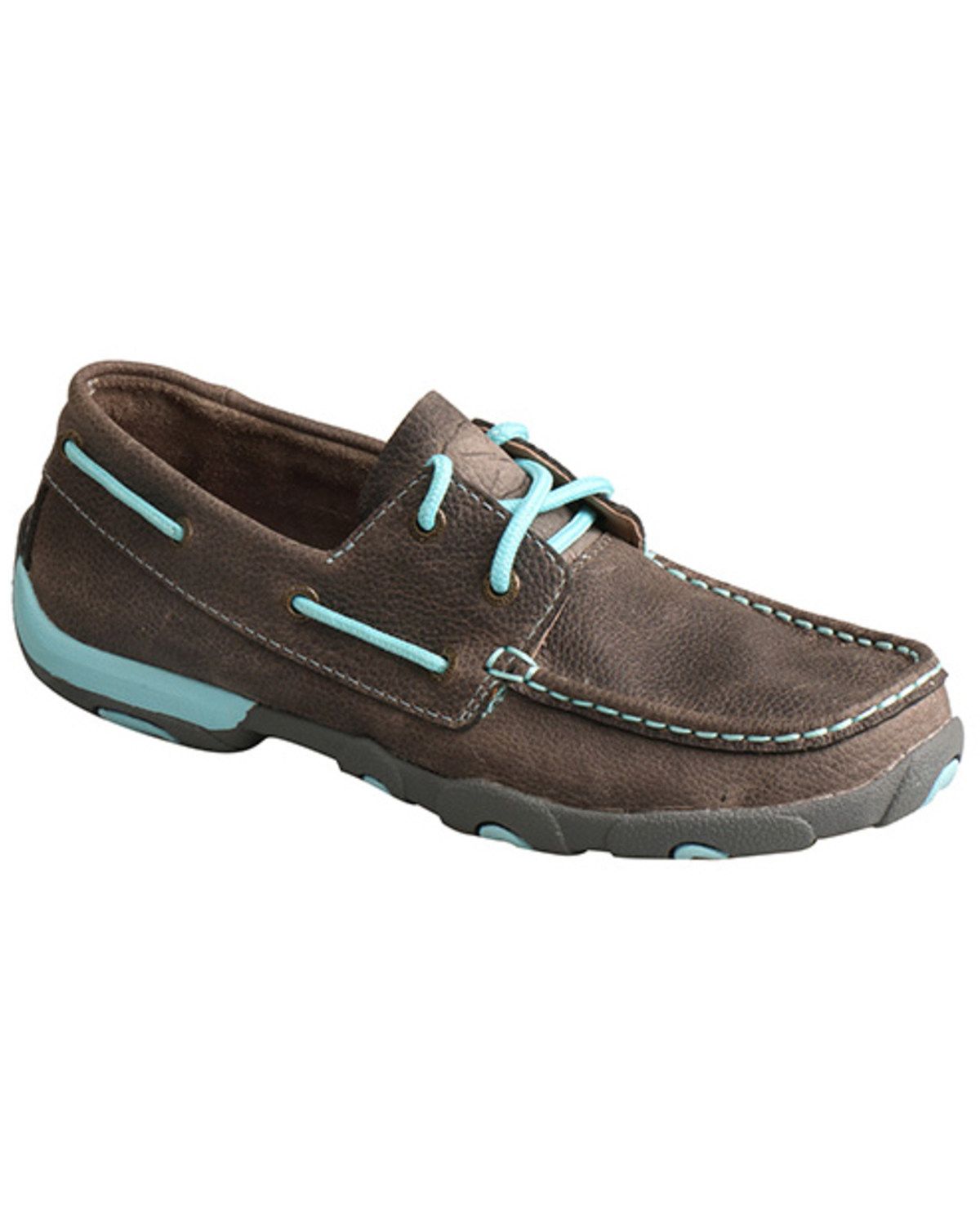 9f0d6d71402a Twisted X Women s Driving Moccasin Shoes - Moc Toe