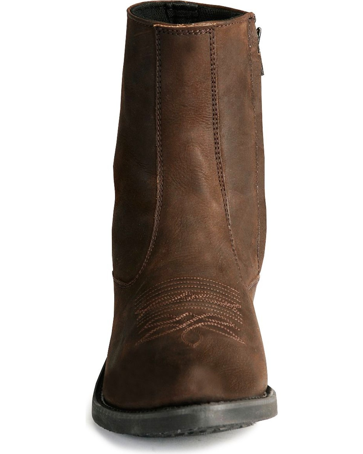 Old West Boots Zippered Ankle Boot 7cnFn