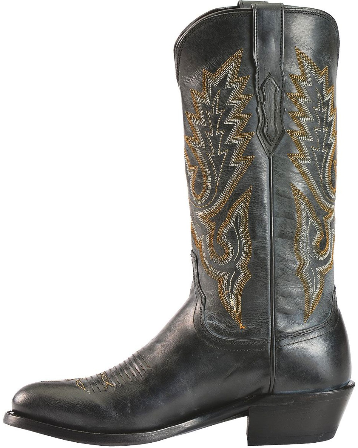 Lucchese Handmade 1883 Western Madras Goat Cowboy Boots
