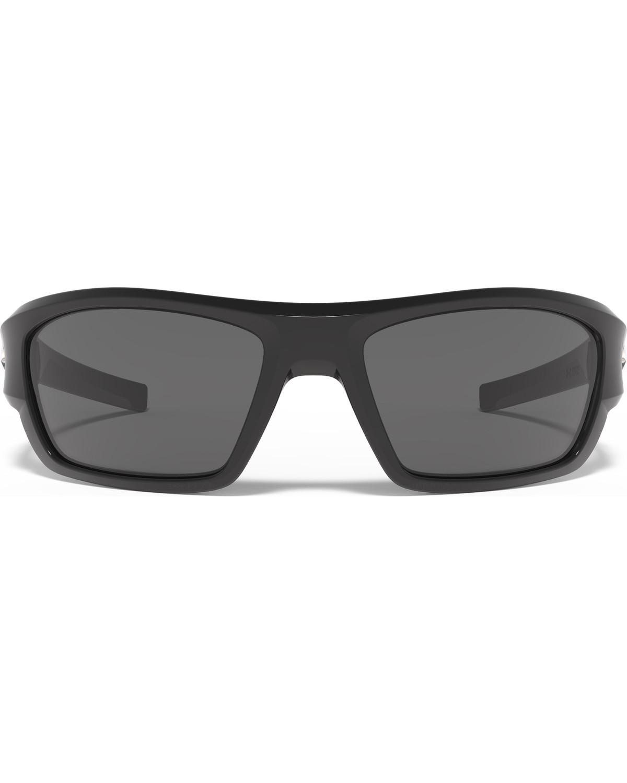 8936447ea18 Under Armour Men s Shiny Black UA Force Sunglasses