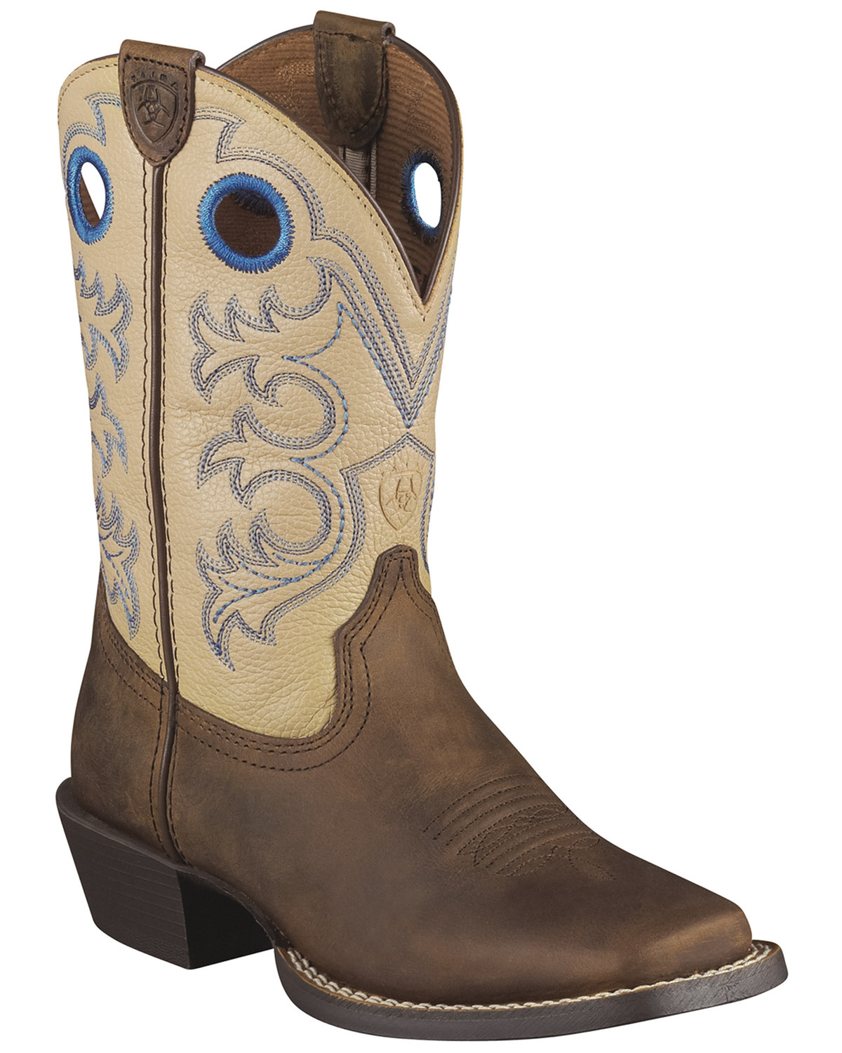 6faee784cd2 Ariat Youth Crossfire Western Boots