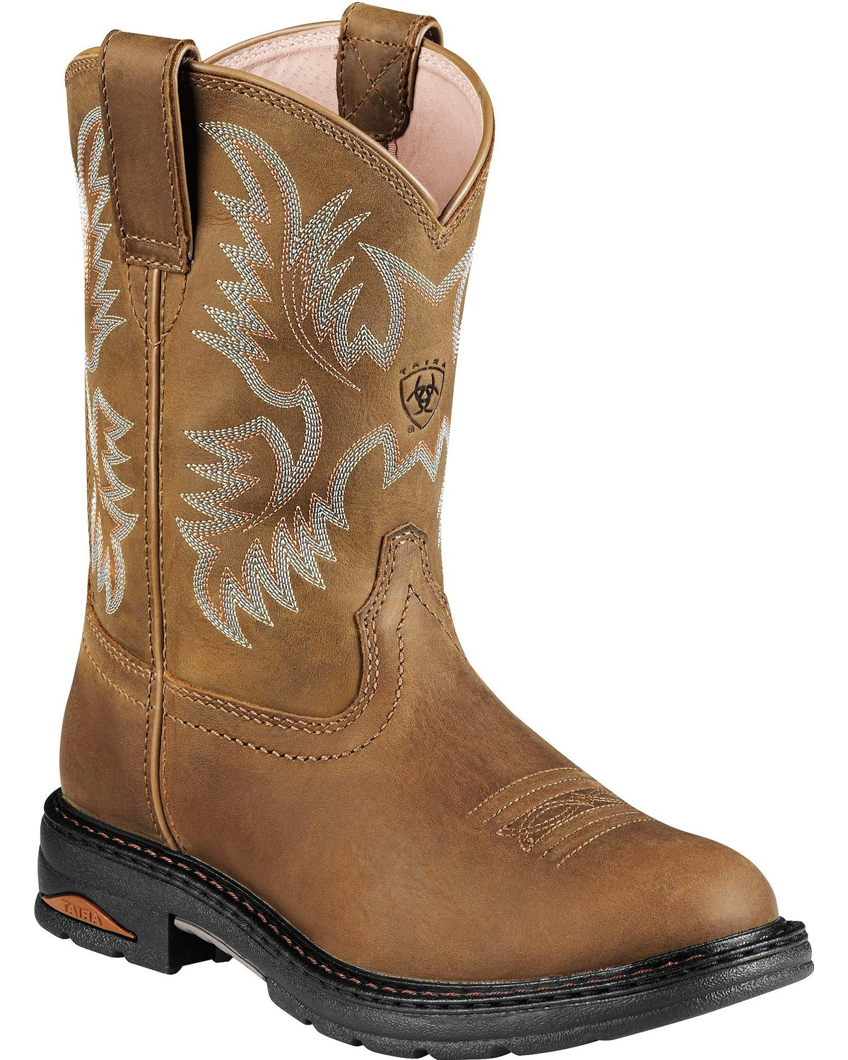 Ariat Tracey Pull-On Work Boots