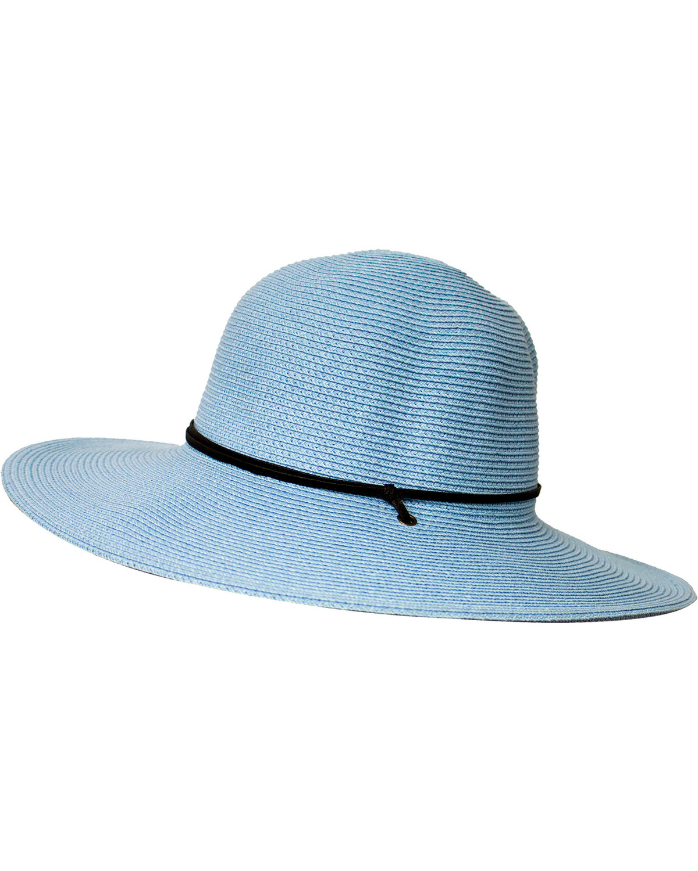 47dfdc7ce Peter Grimm Women's Blue Coralia Sun Hat
