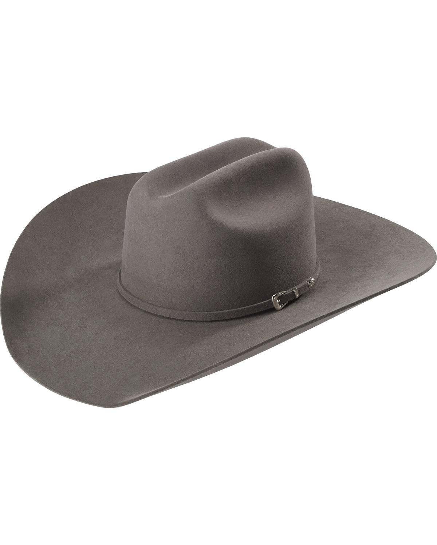 55f9084be5256 Rodeo King Men s 7X Fur Felt Cowboy Hat