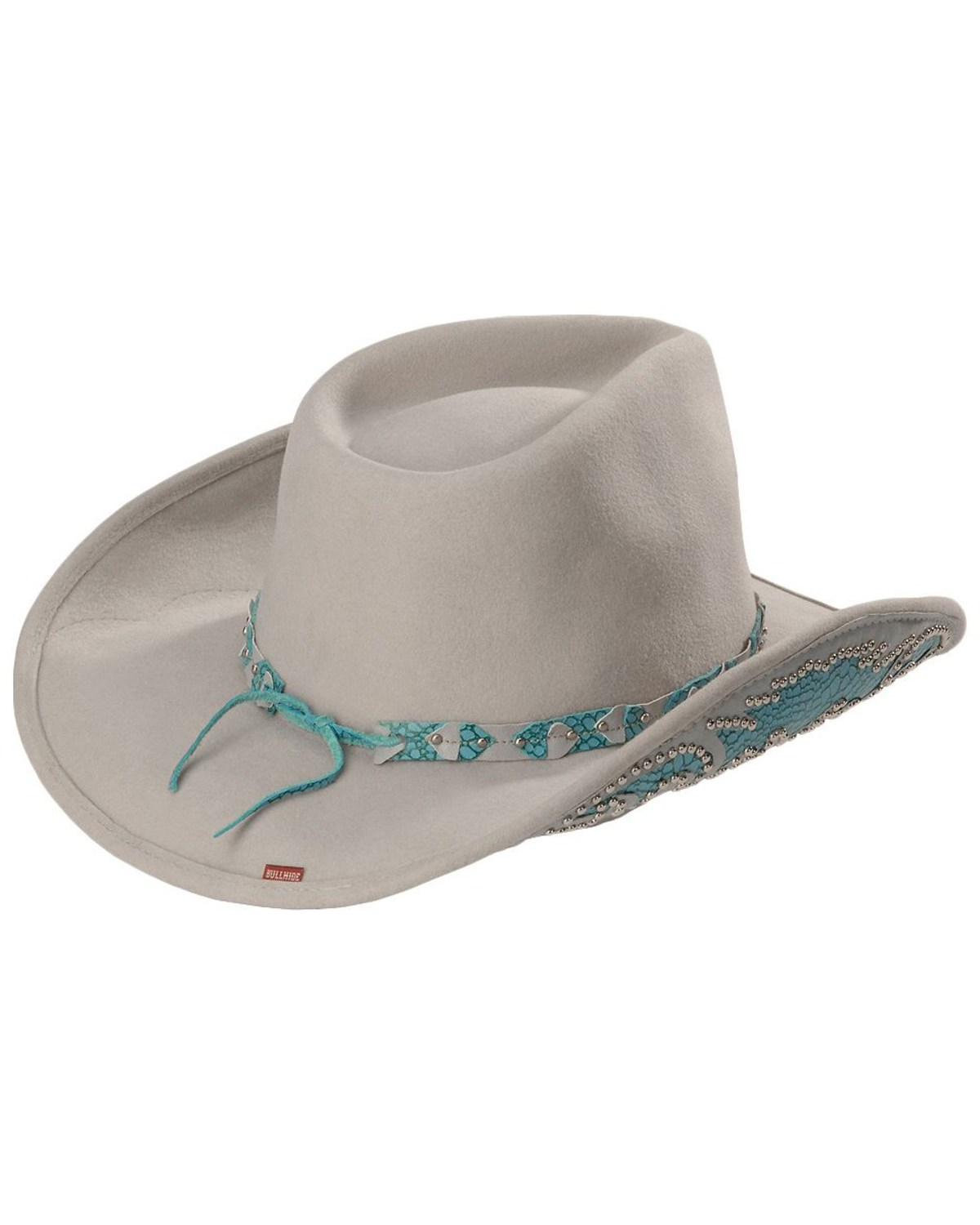 Bullhide Grey Natural Beauty Wool Cowgirl Hat  ac48dc89e7c