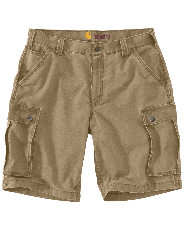 popular stores the best attitude big sale Carhartt Men's Rugged Cargo Shorts