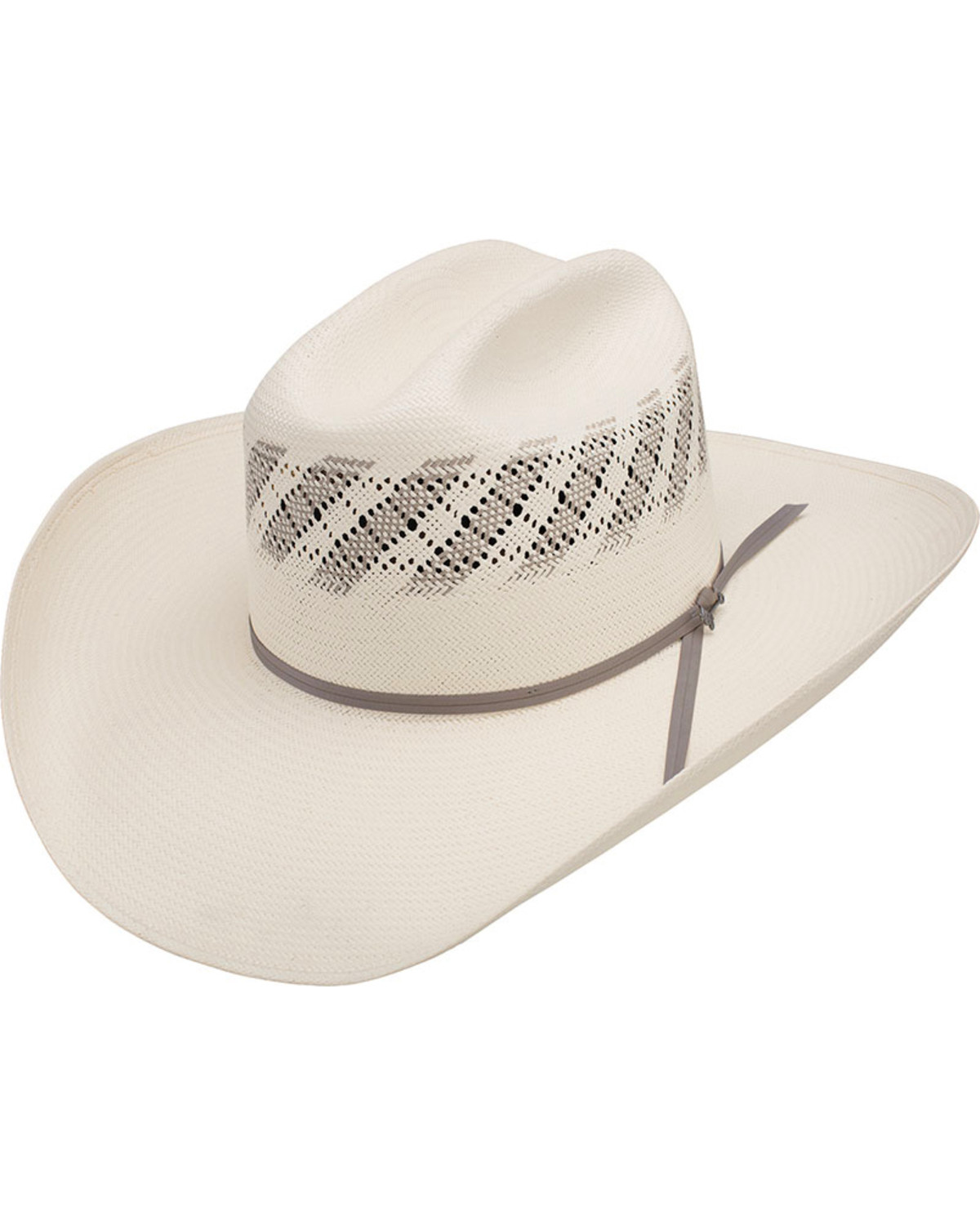 2a2bc0b6fd706 Stetson Men s Thunder 10x Straw Hat