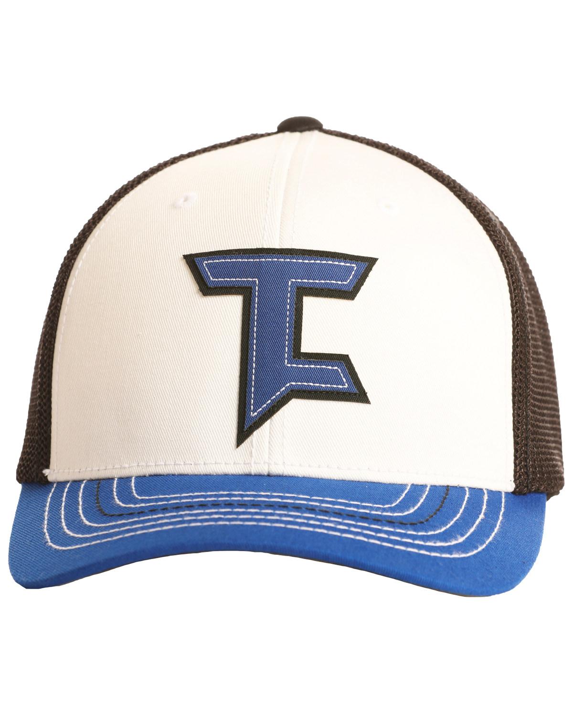 Tuf Cooper Men s Logo Mesh Ball Cap  c683df738702