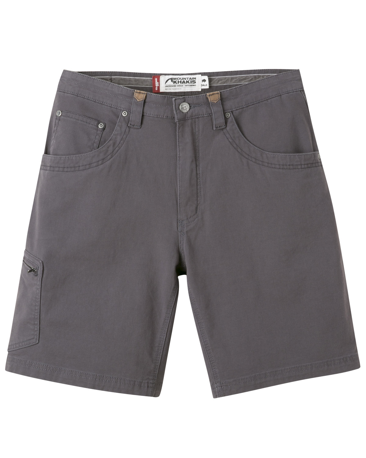 5c7b0a48 Zoomed Image Mountain Khakis Men's Classic Fit Camber 107 Shorts - 11