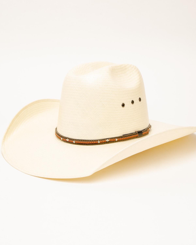 bf83c9d77f Rodeo King Men s Quenten Straw Hat