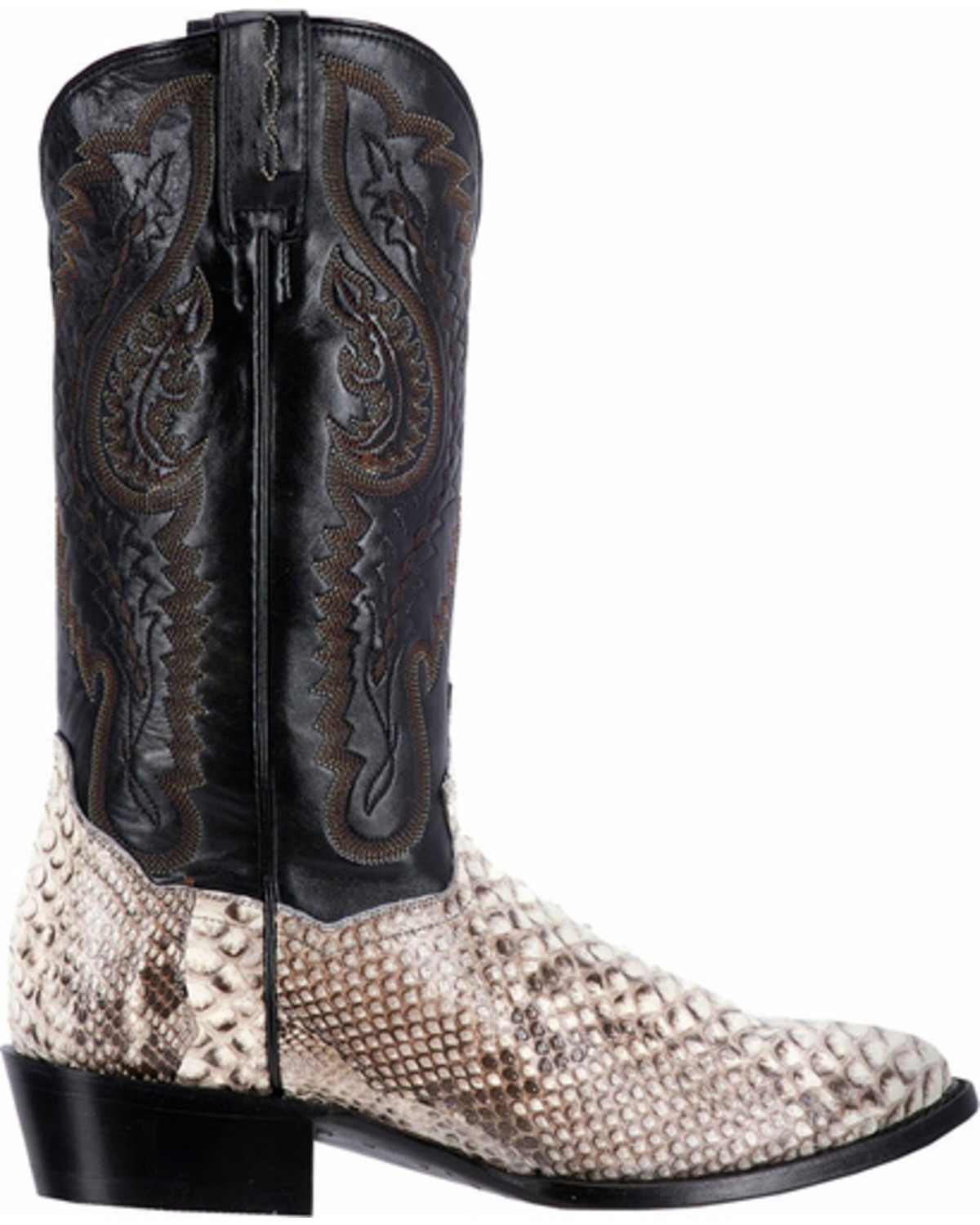 Dan Post Men S Omaha Python Western Boots Boot Barn
