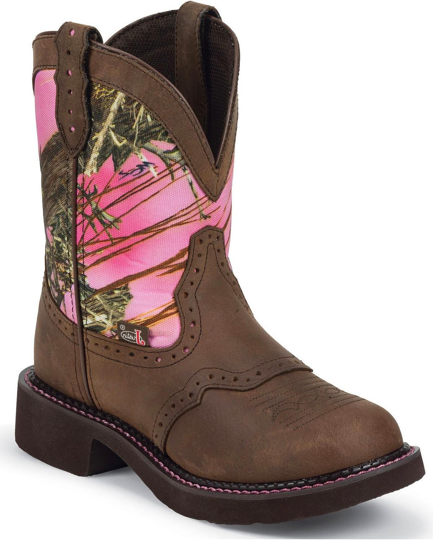 Justin Women s Gypsy Western Boots  26f0b365ef