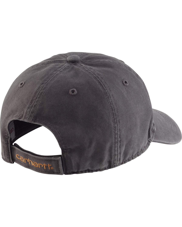 cdd7ad27976 Carhartt mens odessa cap black hi res JPG 1200x1500 Carhartt odessa hats