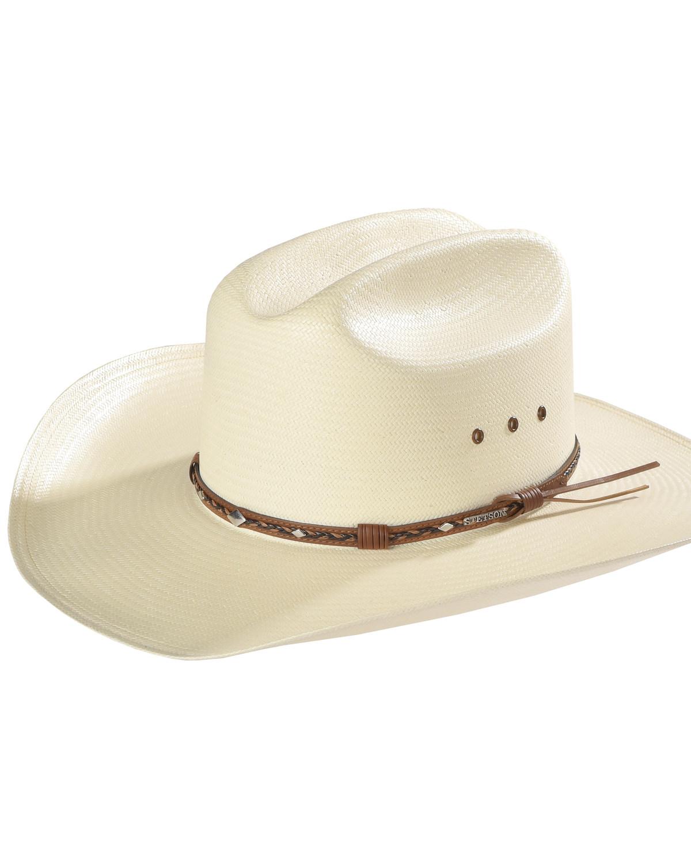 Stetson Hats Men s Ocala Straw Hat  d89de5b89f3