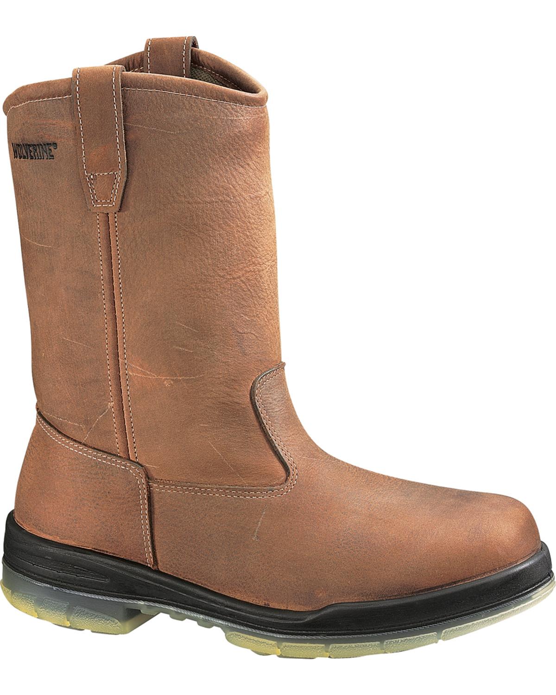Steel-Toe Insulated Waterproof Boots