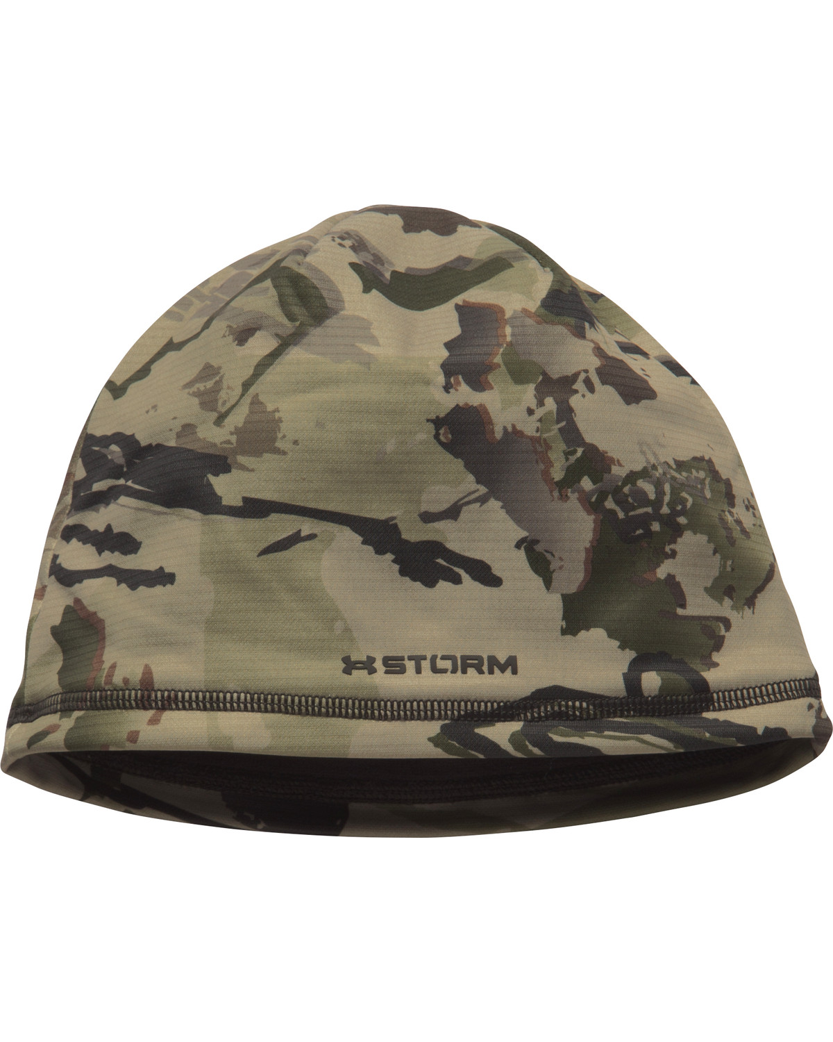 c4860f90d97 Under Armour Men s Scent Control Storm Fleece Camo Beanie
