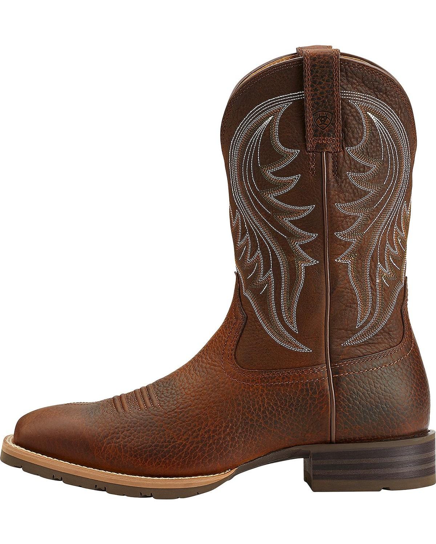 Ariat Men S Hybrid Rancher Western Boots Boot Barn