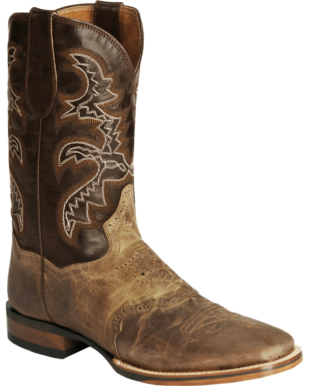 0fe75dc7112 Dan Post Men's Franklin Cowboy Certified Western Boots
