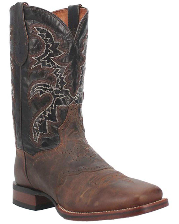 f42c4191f50 Dan Post Men's Franklin Cowboy Certified Western Boots