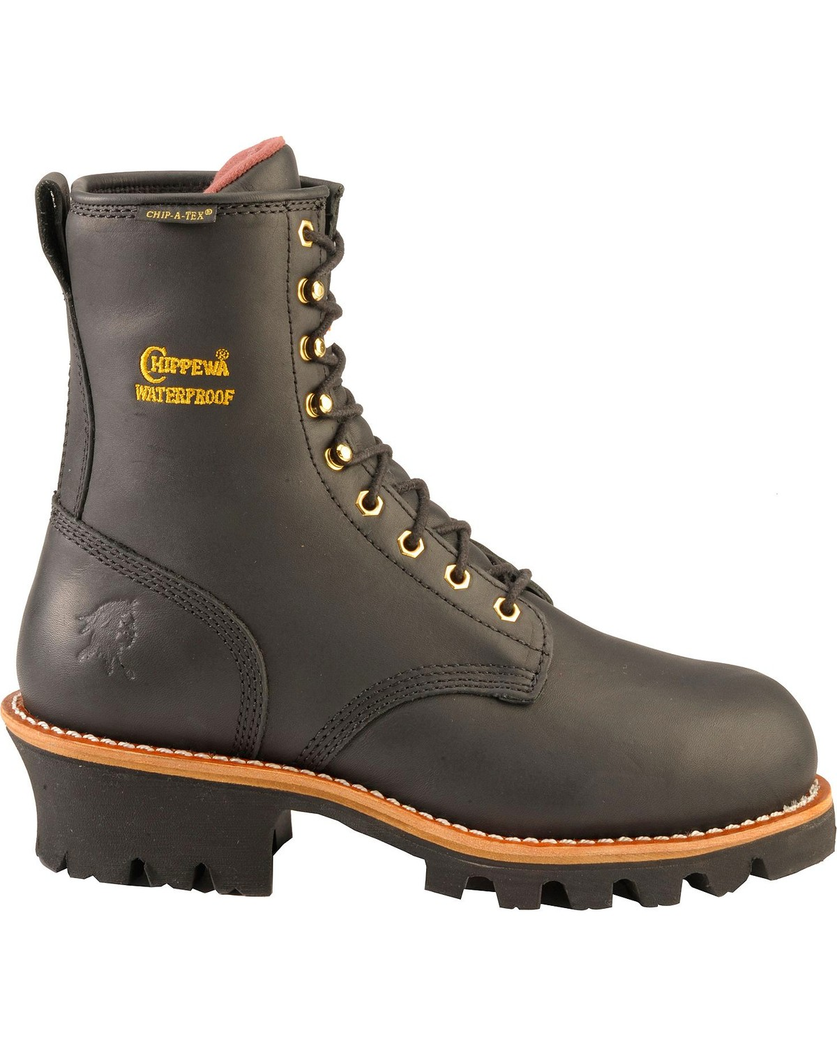 Chippewa Women S Insulated Steel Toe Logger Work Boots
