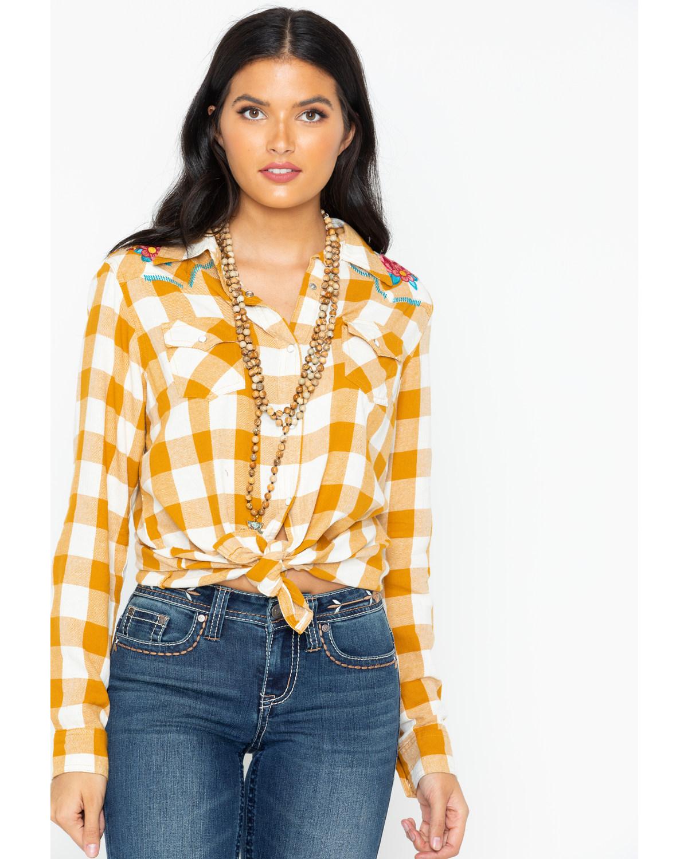 47f11315 Womens Long Sleeve Western Shirts On Sale – EDGE Engineering and ...