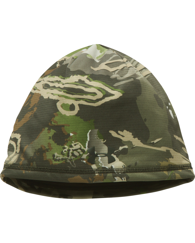 Under Armour Forest Scent Control Storm Fleece Beanie  1051b675d03