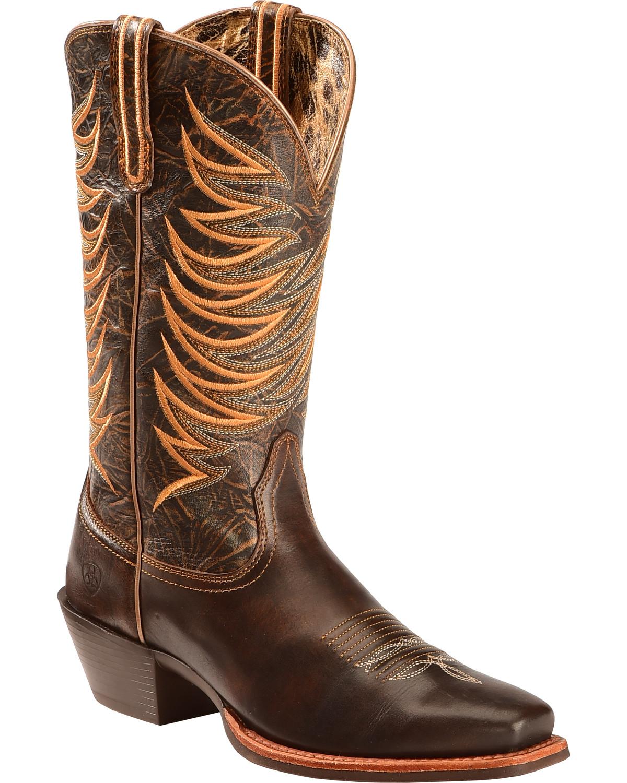 Womens Ariat Legend Boots