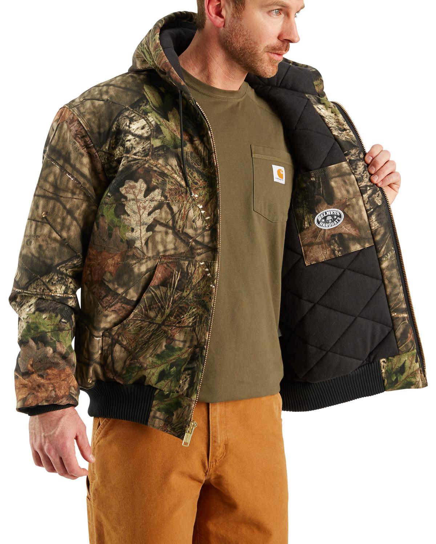 Carhartt Men s Realtree Camo Active Jacket  1ed18cdb7cb
