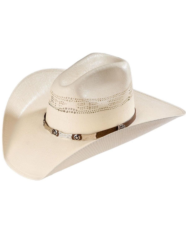 Justin 20X Mesa All Around Straw Cowboy Hat  015e16724da