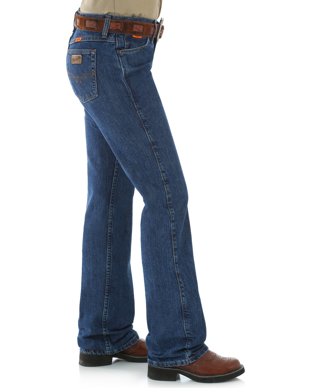 d5d90bd77368 Wrangler Women s FR Flame Resistant Work Jeans