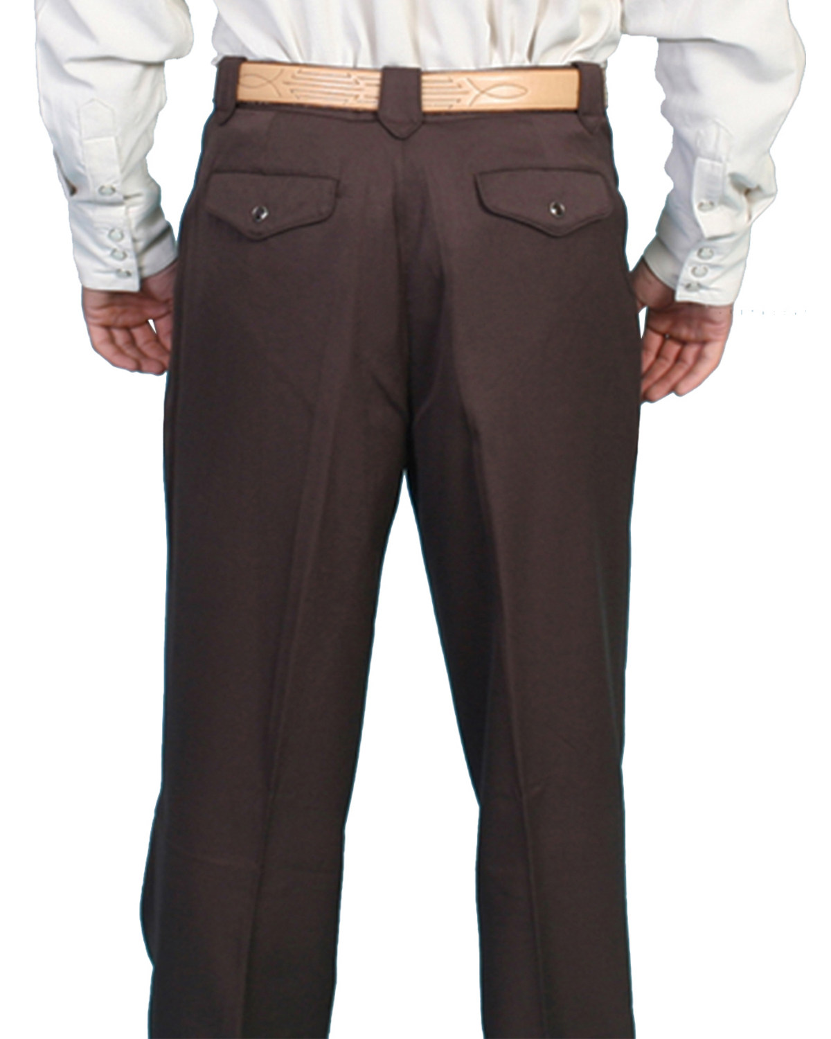 b633aa7f Scully Western Trouser Pants